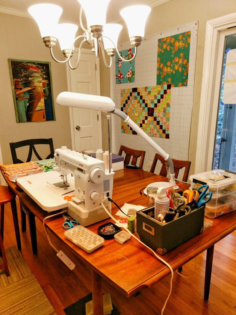 "Kitchen ""Sewing Studio"""